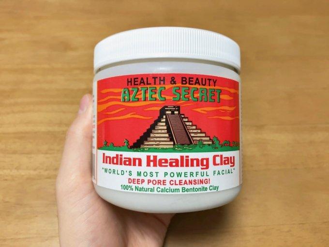 Aztec Secretヒーリングクレイパック