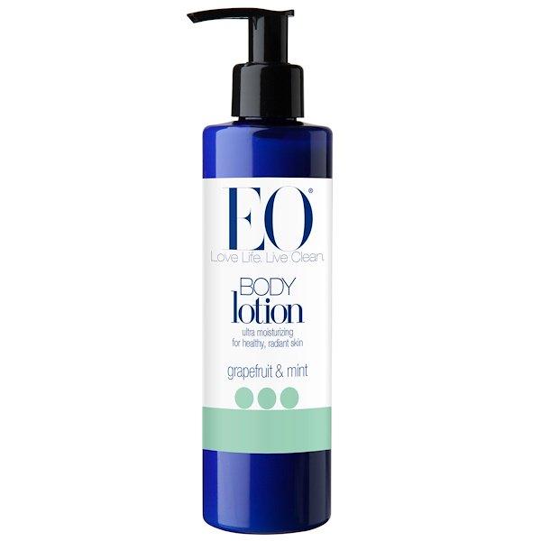 EO Productsボディローション グレープフルーツ&ミント