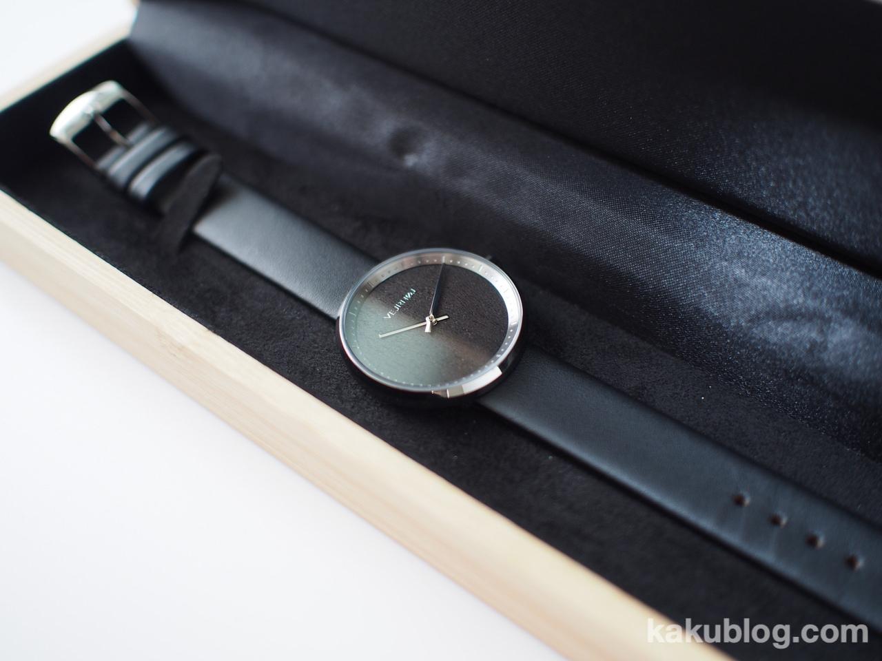 VEJRHOJ(ヴェアホイ)の口コミ評判!圧倒的質感の木製腕時計